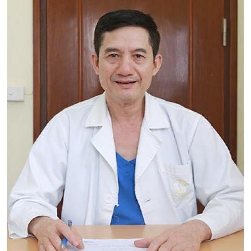 Bác sĩ CKII Ngoại Tiết niệu – Nam học Phạm Huy Huyên